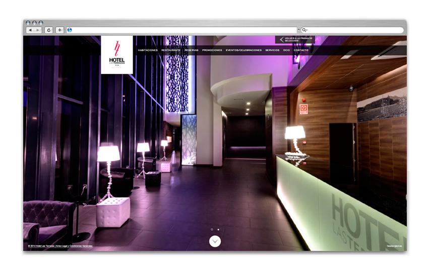 Hotel Las Terrazas Head Project Studio Proyectos